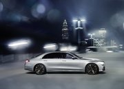 2021 Mercedes S-Class Arrives To Redefine Automotive Luxury - image 932147
