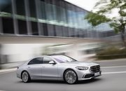 2021 Mercedes S-Class Arrives To Redefine Automotive Luxury - image 932149