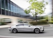 2021 Mercedes S-Class Arrives To Redefine Automotive Luxury - image 932150