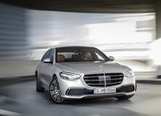 2021 Mercedes S-Class Arrives To Redefine Automotive Luxury - image 932151