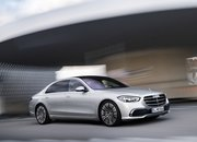 2021 Mercedes S-Class Arrives To Redefine Automotive Luxury - image 932152