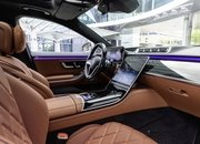 2021 Mercedes S-Class Arrives To Redefine Automotive Luxury - image 932154