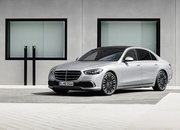 2021 Mercedes S-Class Arrives To Redefine Automotive Luxury - image 932157