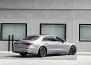2021 Mercedes S-Class Arrives To Redefine Automotive Luxury - image 932158