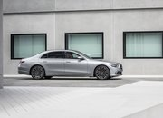2021 Mercedes S-Class Arrives To Redefine Automotive Luxury - image 932160