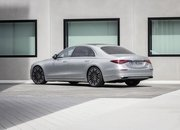 2021 Mercedes S-Class Arrives To Redefine Automotive Luxury - image 932161