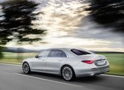 2021 Mercedes S-Class Arrives To Redefine Automotive Luxury - image 932167