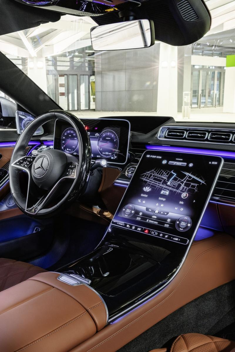 2021 Mercedes S-Class Arrives To Redefine Automotive Luxury
