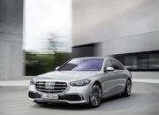 2021 Mercedes S-Class Arrives To Redefine Automotive Luxury - image 932170