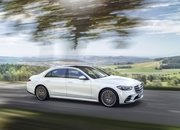 2021 Mercedes S-Class Arrives To Redefine Automotive Luxury - image 932178