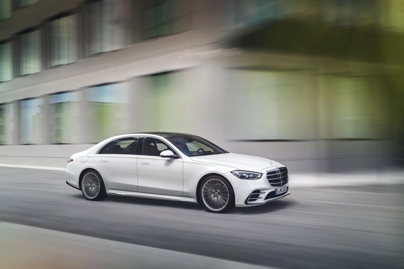 The Electrified AMG S-Class Could Boast Supercar-Like Power and Performance