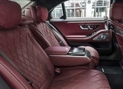 2021 Mercedes S-Class Arrives To Redefine Automotive Luxury - image 932188