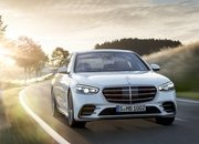 2021 Mercedes S-Class Arrives To Redefine Automotive Luxury - image 932197