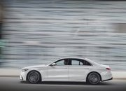 2021 Mercedes S-Class Arrives To Redefine Automotive Luxury - image 932206