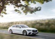 2021 Mercedes S-Class Arrives To Redefine Automotive Luxury - image 932207