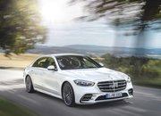 2021 Mercedes S-Class Arrives To Redefine Automotive Luxury - image 932209
