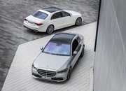 2021 Mercedes S-Class Arrives To Redefine Automotive Luxury - image 932211