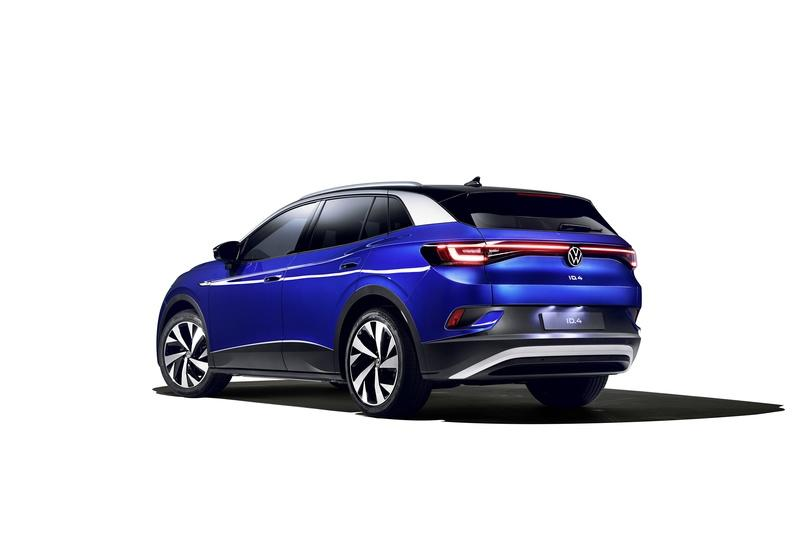 2021 Volkswagen ID.4 - The First VW ID To Arrive In The United States