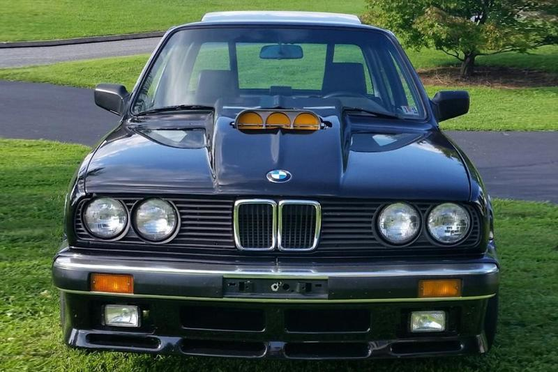 $42,000 Could Get You A VERY UNIQUE 1986 BMW E30 3 Series