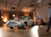 An Aston Martin DB5 With Real James Bond Gadgets Does Exist - image 933910