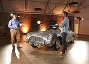An Aston Martin DB5 With Real James Bond Gadgets Does Exist - image 933912
