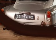 An Aston Martin DB5 With Real James Bond Gadgets Does Exist - image 933913