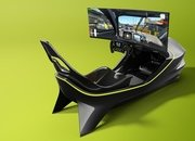 We'd Love to Play Forza Horizon In The Aston Martin AMR-C01 Racing Simulator - image 934693