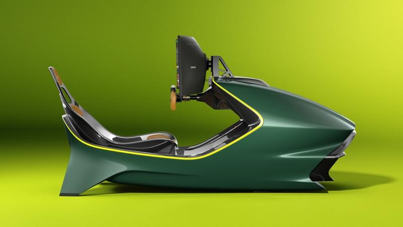 We'd Love to Play Forza Horizon In The Aston Martin AMR-C01 Racing Simulator - image 934696