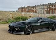 The Aston Martin Victor is a One-Off Supercar with Vulcan and One-77 Gear - image 933279