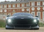 The Aston Martin Victor is a One-Off Supercar with Vulcan and One-77 Gear - image 933280