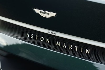The Aston Martin Victor is a One-Off Supercar with Vulcan and One-77 Gear