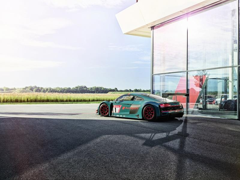 2021 Audi R8 Green Hell Edition