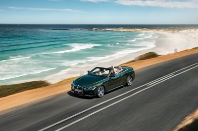 BMW Chops Off the 4 Series' Roof and Makes It the 2021 4 Series Convertible