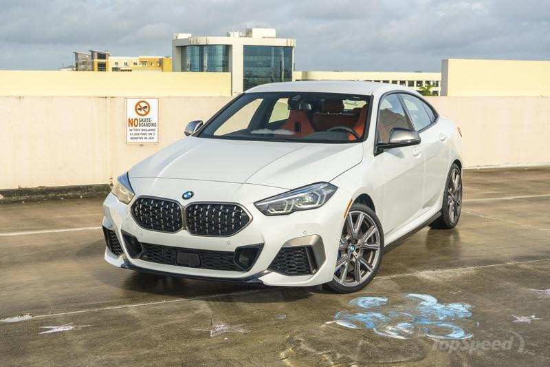 2020 BMW M235i Gran Coupe - Driven Exterior - image 932397