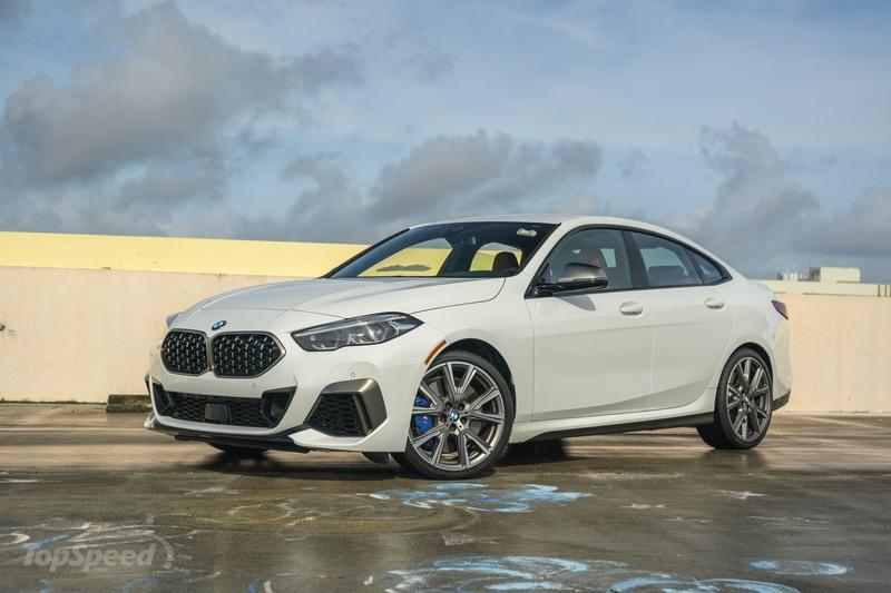 2020 BMW M235i Gran Coupe - Driven Exterior - image 932399