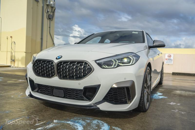 2020 BMW M235i Gran Coupe - Driven Exterior - image 932453