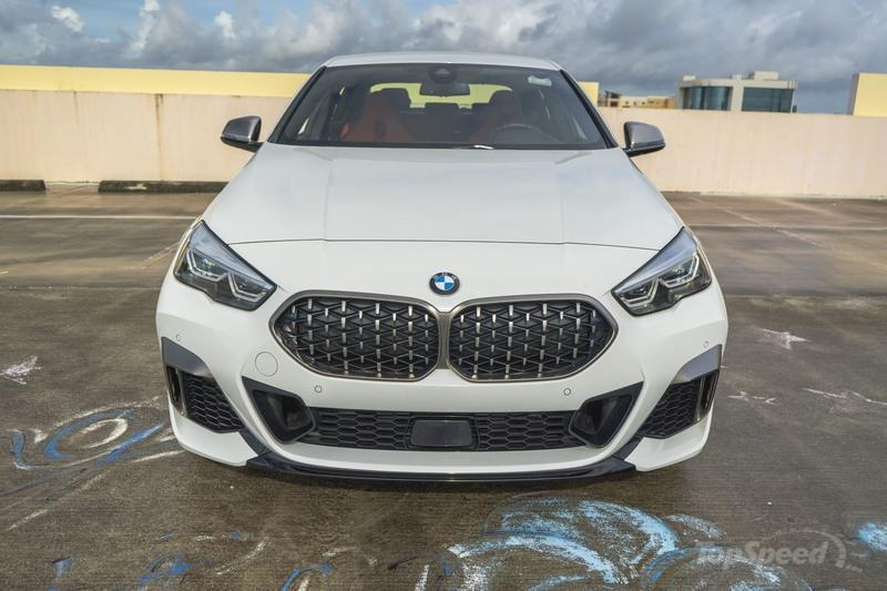 2020 BMW M235i Gran Coupe - Driven Exterior - image 932455