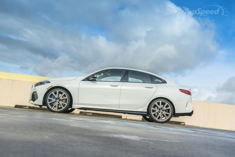 2020 BMW M235i Gran Coupe - Driven Exterior - image 932467