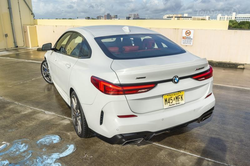 2020 BMW M235i Gran Coupe - Driven Exterior - image 932469