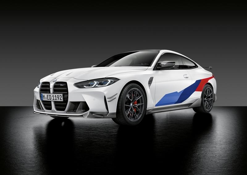 M Performance Parts for the BMW M3 and BMW M4 Take Extreme Even Further
