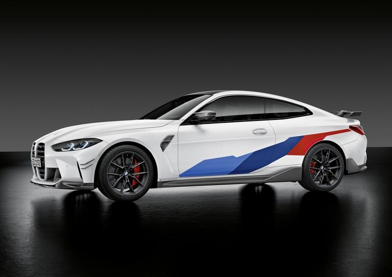 M Performance Parts for the BMW M3 and BMW M4 Take Extreme Even Further Exterior - image 936998