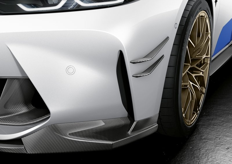 M Performance Parts for the BMW M3 and BMW M4 Take Extreme Even Further Exterior - image 936987