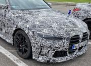 Check Out These Spy Shots for the Next-Gen BMW M4 GTS! - image 934657