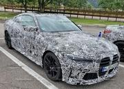 Check Out These Spy Shots for the Next-Gen BMW M4 GTS! - image 934658