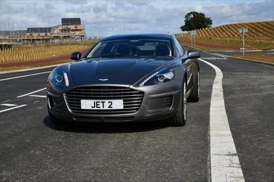 Car for Sale: One-Off 2014 Aston Martin Rapide Jet 2+2