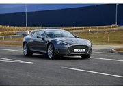 Car for Sale: One-Off 2014 Aston Martin Rapide Jet 2+2 - image 933568