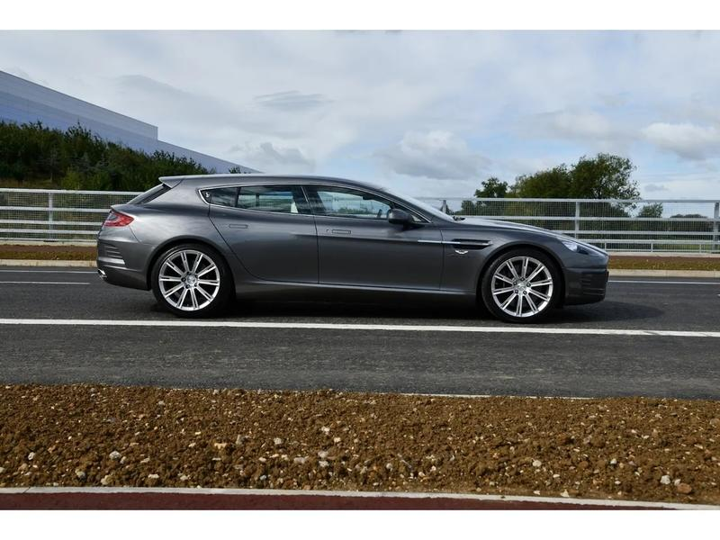 Car for Sale: One-Off 2014 Aston Martin Rapide Jet 2+2 Exterior - image 933581