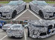 Check Out These Spy Shots for the Next-Gen BMW M4 GTS! - image 935012