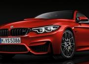 The 2021 BMW M4 Goes AWD, Packs Up to 503 Horsepower And Massive Grille - image 936604
