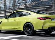The 2021 BMW M4 Goes AWD, Packs Up to 503 Horsepower And Massive Grille - image 936605